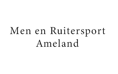 Men en Ruitersport Ameland